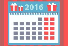 Печать моно календарей в СПб